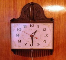 Vintage Kitchen Wall Clock by General Electric