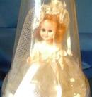 Bride Doll in Case 8