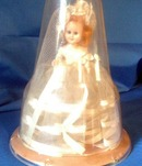 Bride Doll in Case 8