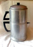 Eight Cup Drip Coffee Pot by Wearever USA