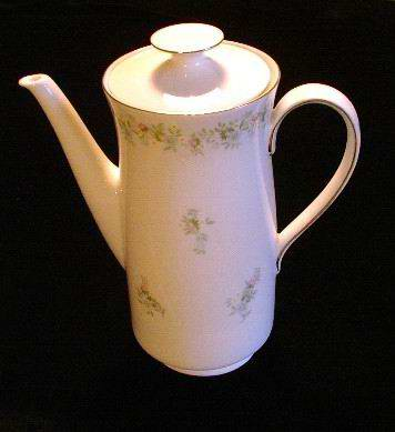 Johann Haviland Coffee Pot