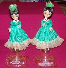 Giftique Perfume Dolls Set of Two