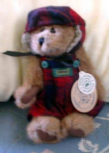 Boyds Edmund T. Bear Archive Collection Series 1364