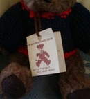 Von Nischwitz Bear Hand Made in Canfield Ohio