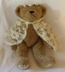 Ty Bride or Flower Girl Bear 1993