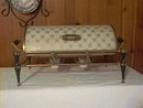 Vintage Covered Warming Tray with Fire King