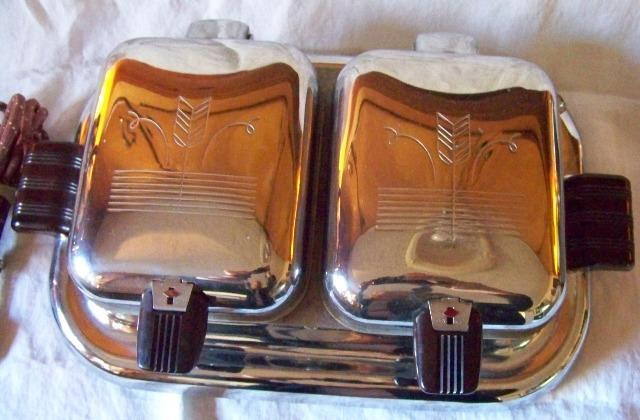 General Electric Double Waffle Iron