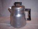 Wearever Coffee Pot Small Stove Top Percolator