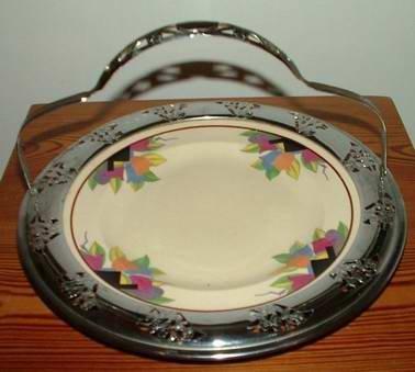 Farberware by Leigh Potteries Umbertone Serving