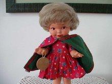 Doll Hummelwerk by Goebel Eva Harta 12