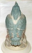 Boehm Porcelain Fledgling Kingfisher #450 Baby