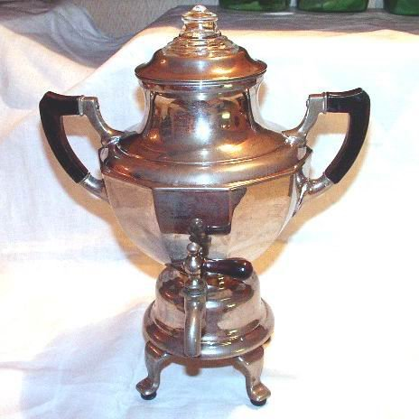 Coffee Samovar by Manning Bowman Electric