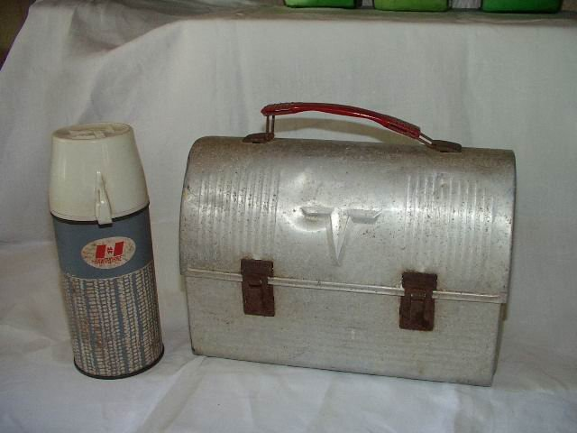 American Thermos USA Lunch Box and Thermos