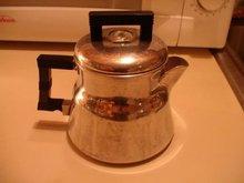 Wearever Coffee Pot 2 Cup Percolator Model 3002