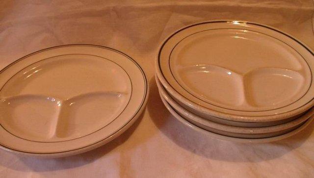 Grill Plates Buffalo China