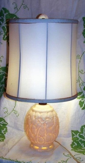 Aladdin Lamps Allacite Pair with Shades