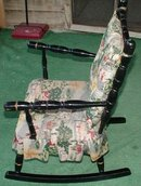 Child's Rocker Fine Quality Original Paint and