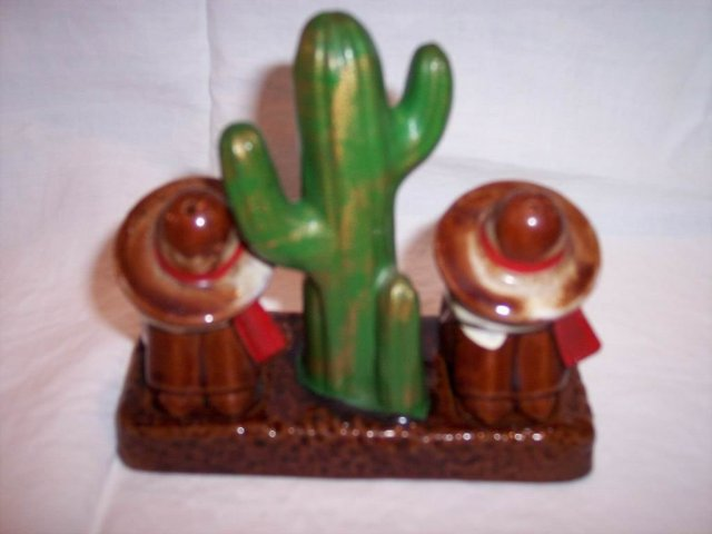 Japan Mexican Siesta Under Cactus Salt and
