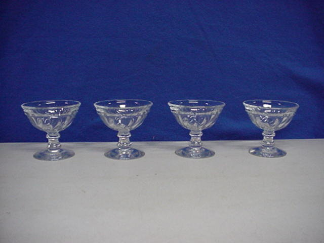 Fostoria Colony Sherbets Set of 4