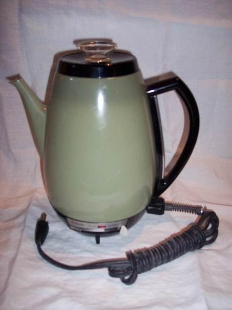 Sunbeam Coffeemaster Percolator Model AP-AL