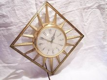 United Electric Wall Clock