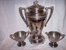 Westinghouse Coffee Pot Samovar Set