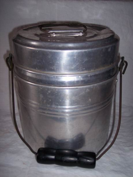 Coal Miner's Lunch Bucket by Mirro