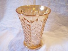 Lusterware Vase 7 Inches