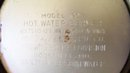 Copper Manning Bowman Electric Hot Water Server