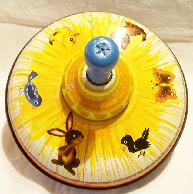 Ohio Art  Spinning Top Made in USA