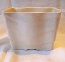 White Vase or Cooking Utensil Caddy UPCO USA