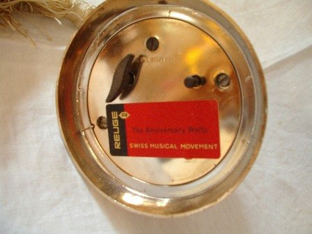 Reuge Music Bell Made in Switzerland