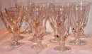 Crystal Wine and Parfait Eleven Stems