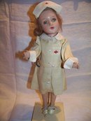 Red Cross Nurse Doll