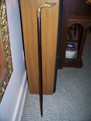 Cane Rosewood Colt's Foot 35 Inches