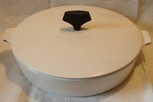 Corning Ware Buffet Server Skillet Made in USA