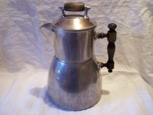 Wear Ever Coffee Pot Pat'd. June 10, 1902