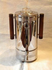 Westinghouse Samovar Coffee Pot Mansfield, Ohio