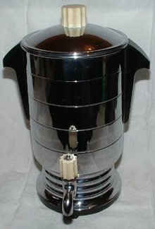 General Electric Hotpoint Samovar Coffee Pot
