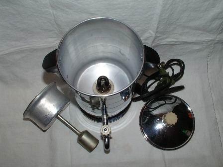 General Electric Hotpoint Samovar Coffee Pot