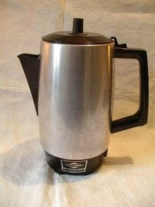 West Bend Coffee Pot 8 Cup Percolator