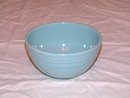 McCoy Oven Proof Bowl Turquoise