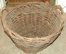 Old Handmade Basket
