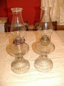 Old Oil Lamps