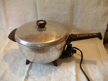 Vintage Electric GE Cooker