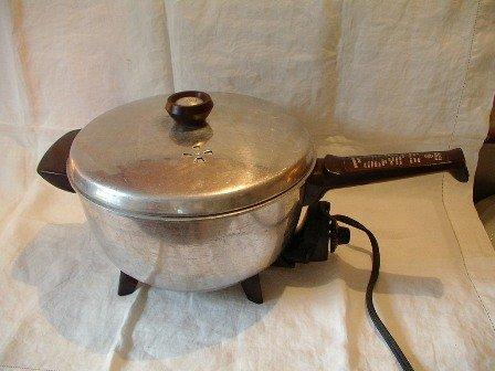 Vintage Electric GE Cooker