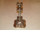 Rogers Silverplate Candle Stick 12 Inches Tall