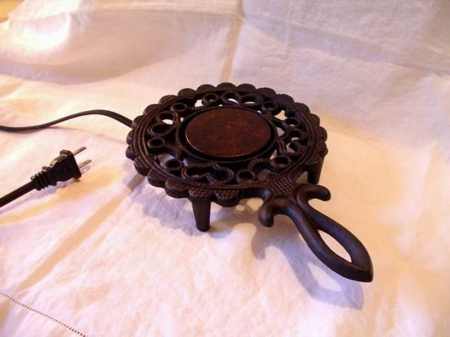 Kenmore Electric Trivet Cast Iron