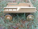 Wood Wagon Full Size **LOOK**