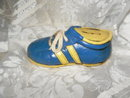 Vintage Shoe Coin Bank